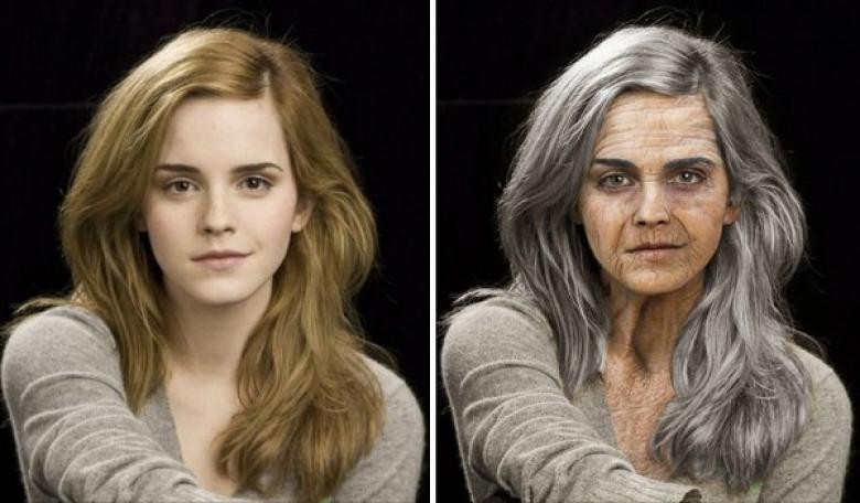 Ünlüler yaşlanınca nasıl gözükür? galerisi resim 5