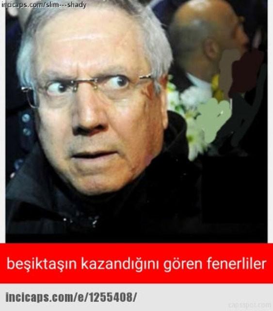 İşte Beşiktaş - Galatasaray maçı sonrası capslar galerisi resim 10