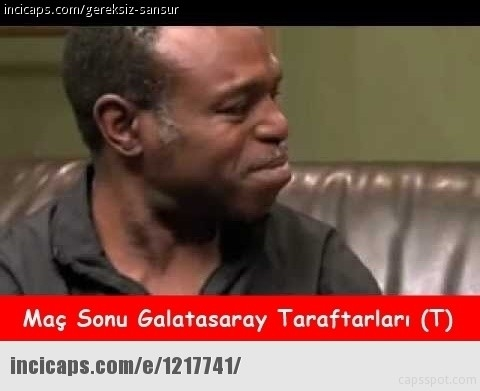 İşte Beşiktaş - Galatasaray maçı sonrası capslar galerisi resim 13