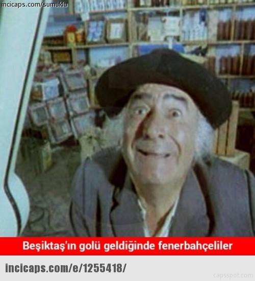 İşte Beşiktaş - Galatasaray maçı sonrası capslar galerisi resim 14