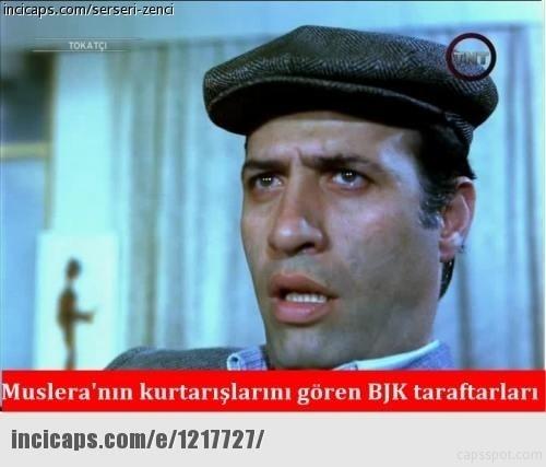 İşte Beşiktaş - Galatasaray maçı sonrası capslar galerisi resim 4