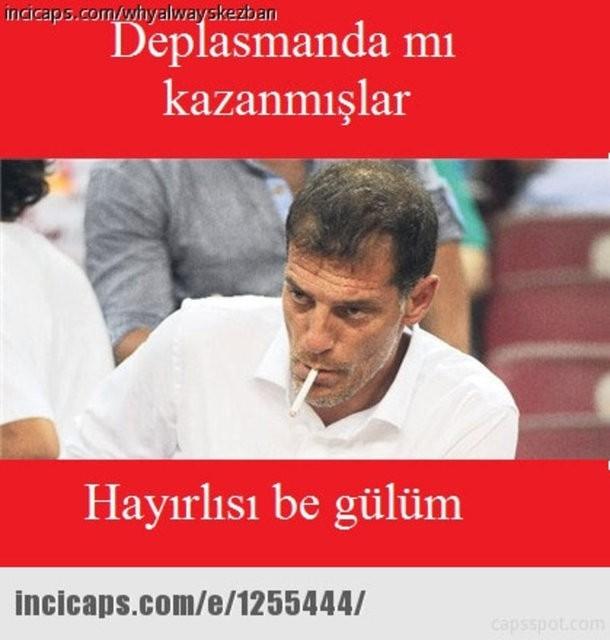 İşte Beşiktaş - Galatasaray maçı sonrası capslar galerisi resim 5