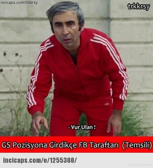 İşte Beşiktaş - Galatasaray maçı sonrası capslar galerisi resim 8