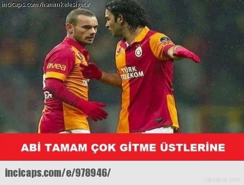 İşte Beşiktaş - Galatasaray maçı sonrası capslar galerisi resim 9
