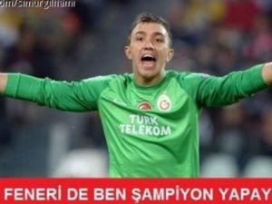 İşte Beşiktaş - Galatasaray maçı sonrası capslar