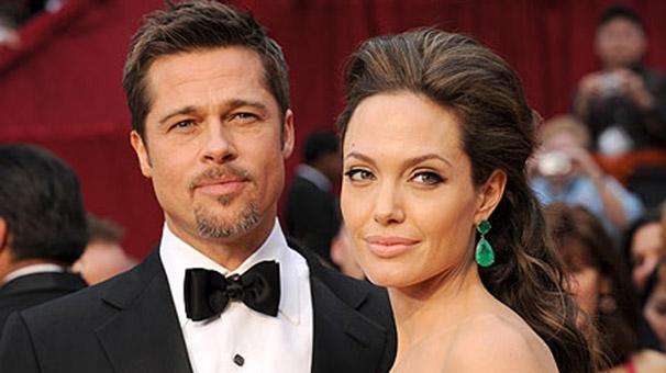 Brad Pitt, Angeline Jolie'yi aldatıyor mu? galerisi resim 1