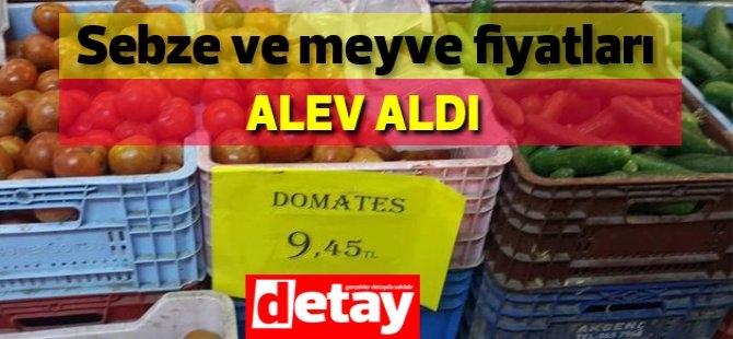 Sebze ve meyve fiyatları cep yakıyor !.. galerisi resim 2