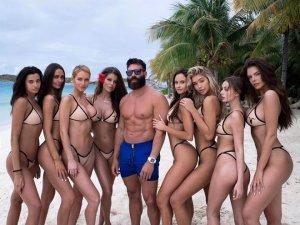 Instagram'ın Playboy'u Dan Bilzerian, ABD başkanlığına aday ol