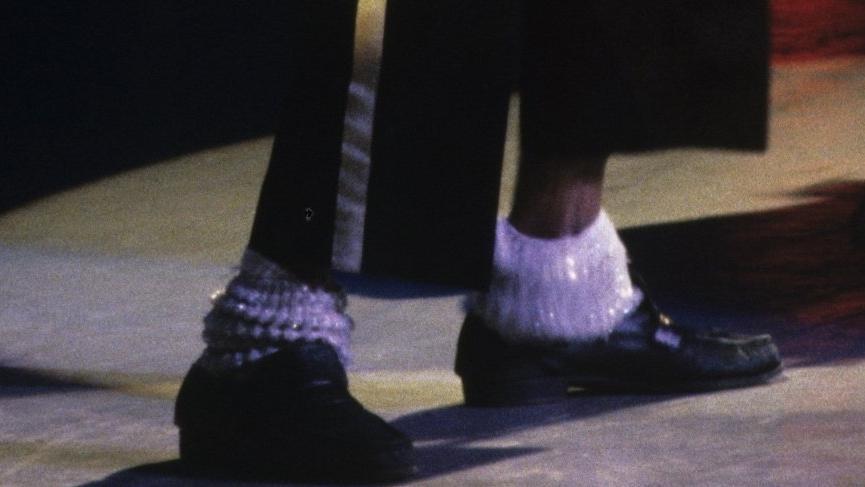 Michael Jackson'ın çorabı 1 milyon dolara satışta galerisi resim 1