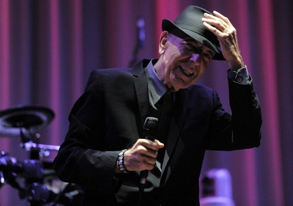 Leonard Cohen'in ölümünden 3 yıl sonra yeni albüm galerisi resim 1