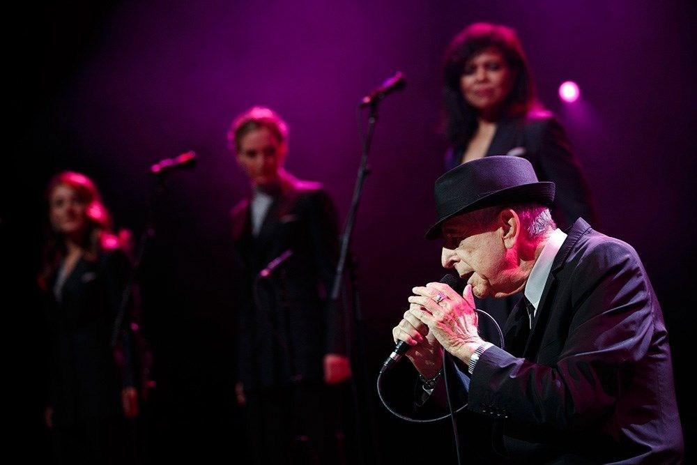 Leonard Cohen'in ölümünden 3 yıl sonra yeni albüm galerisi resim 5