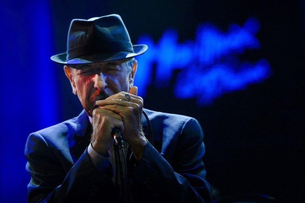 Leonard Cohen'in ölümünden 3 yıl sonra yeni albüm galerisi resim 7