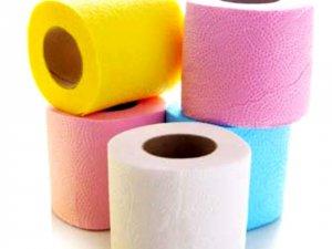 Tuvalet kağıtları neden beyaz üretiliyor?