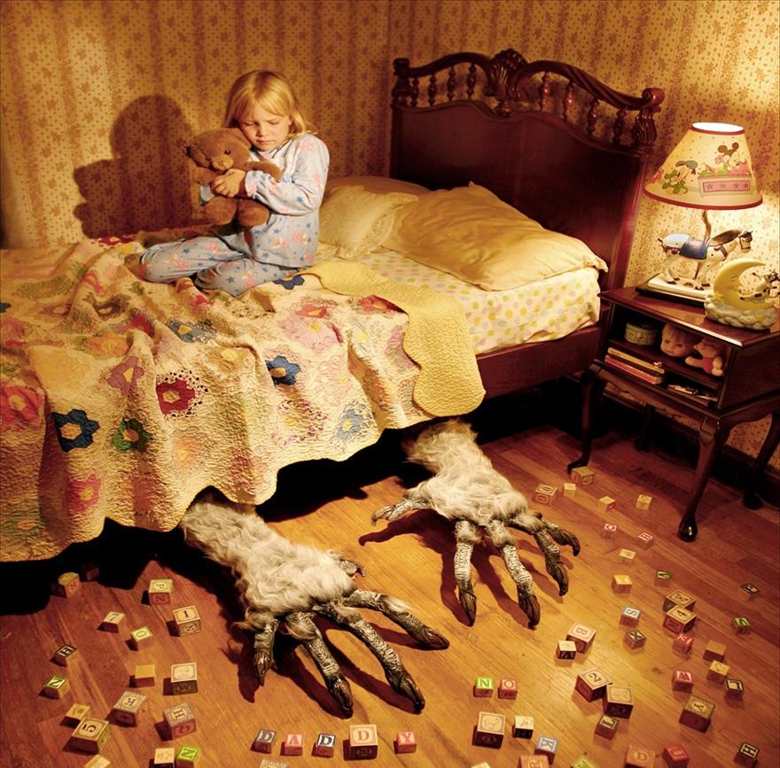 Çılgın fotoğrafçıdan kızları ile korku filmlerini aratmayacak çekimler galerisi resim 10