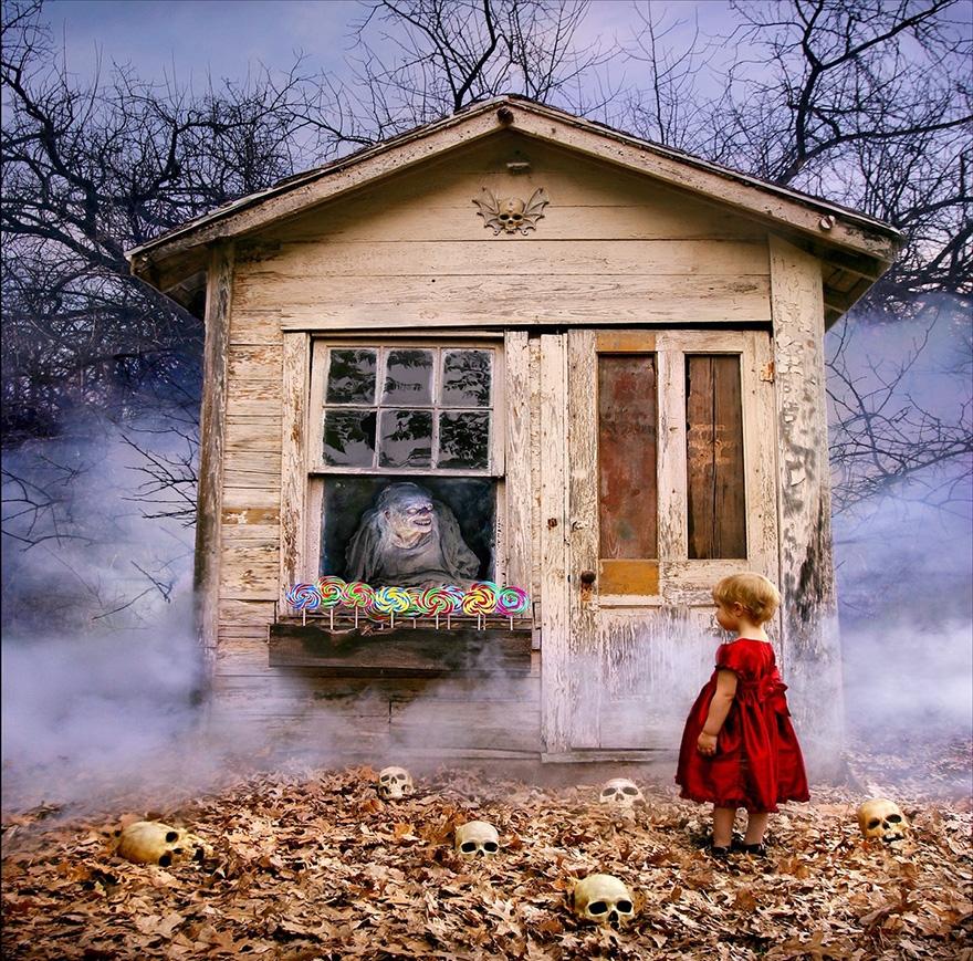 Çılgın fotoğrafçıdan kızları ile korku filmlerini aratmayacak çekimler galerisi resim 12