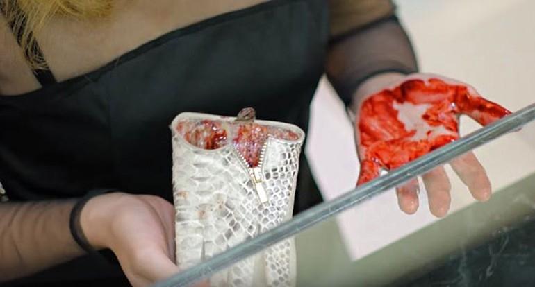 Çantayı açınca dehşete düştüler galerisi resim 5
