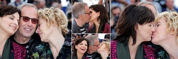 """- Tanıtım için yeni bir fikir lazım.- Tamam """"öpüşün"""". galerisi resim 1"""