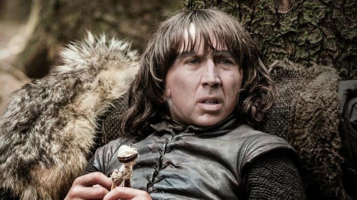 Nicolas Cage, Game of Thrones'da oynasaydı! galerisi resim 1