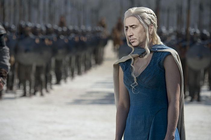 Nicolas Cage, Game of Thrones'da oynasaydı! galerisi resim 3