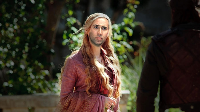 Nicolas Cage, Game of Thrones'da oynasaydı! galerisi resim 4