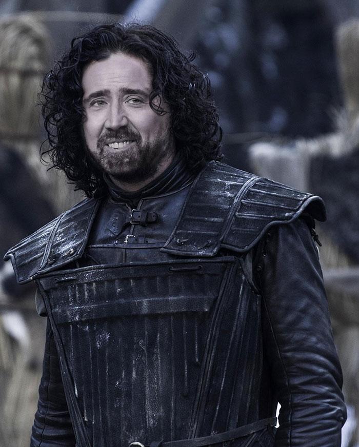 Nicolas Cage, Game of Thrones'da oynasaydı! galerisi resim 9