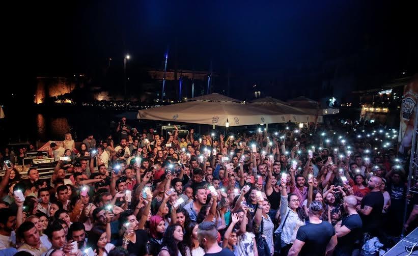 Rakı Festivali İrem Derici ve Eril Cambaz ile başladı! galerisi resim 7