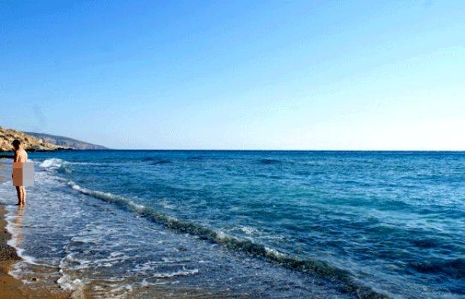 İşte dünyanın en ünlü çıplaklar plajı galerisi resim 9