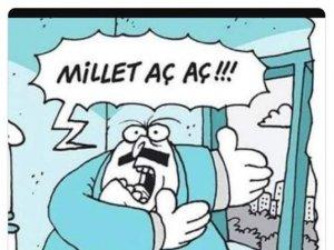 """""""Evlenmeyip evde kalıyorlar"""" diyen Erdoğan'a sosyal medya"""