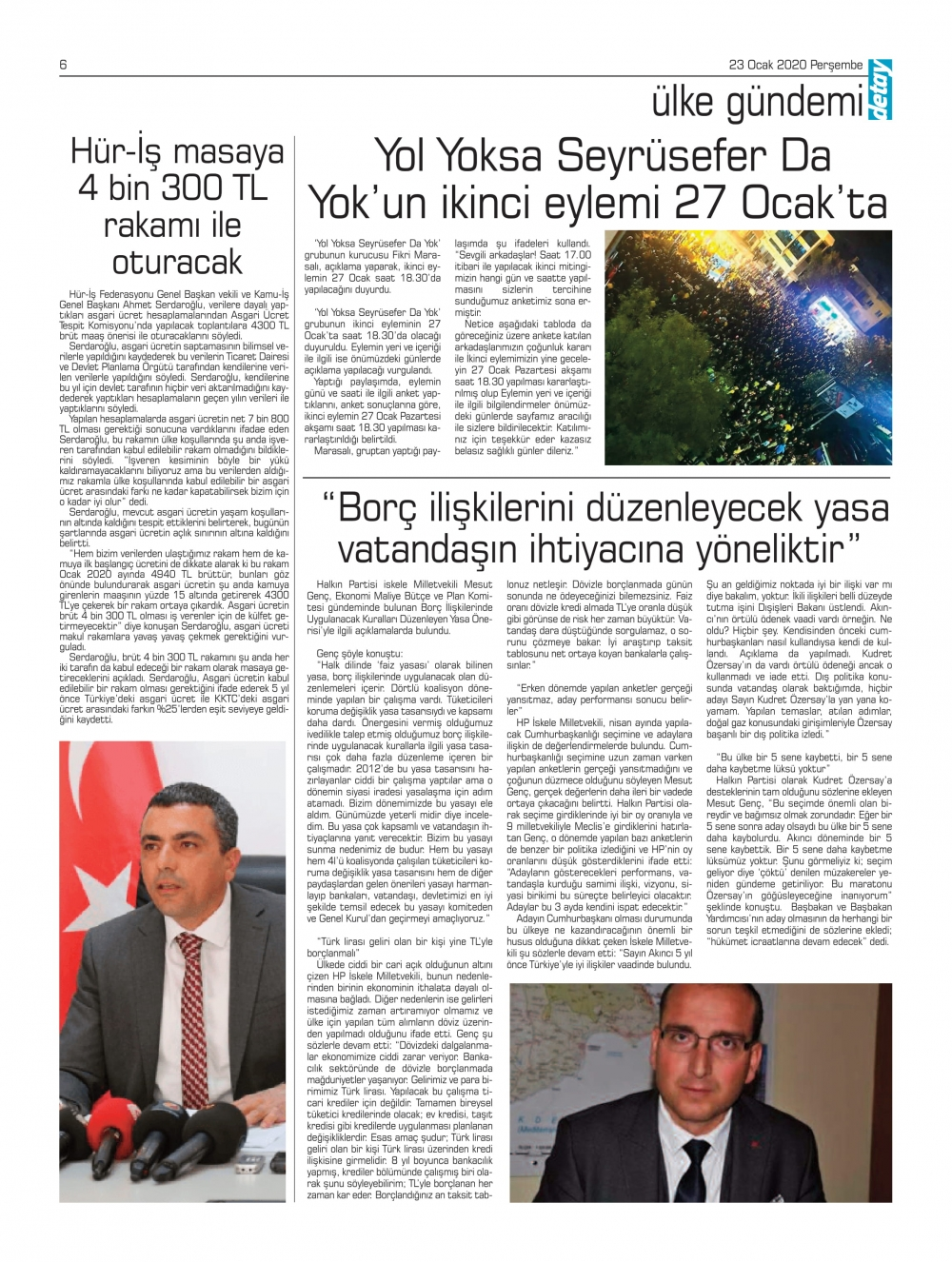 Detay Gazetes 23 Ocak 2020 galerisi resim 4