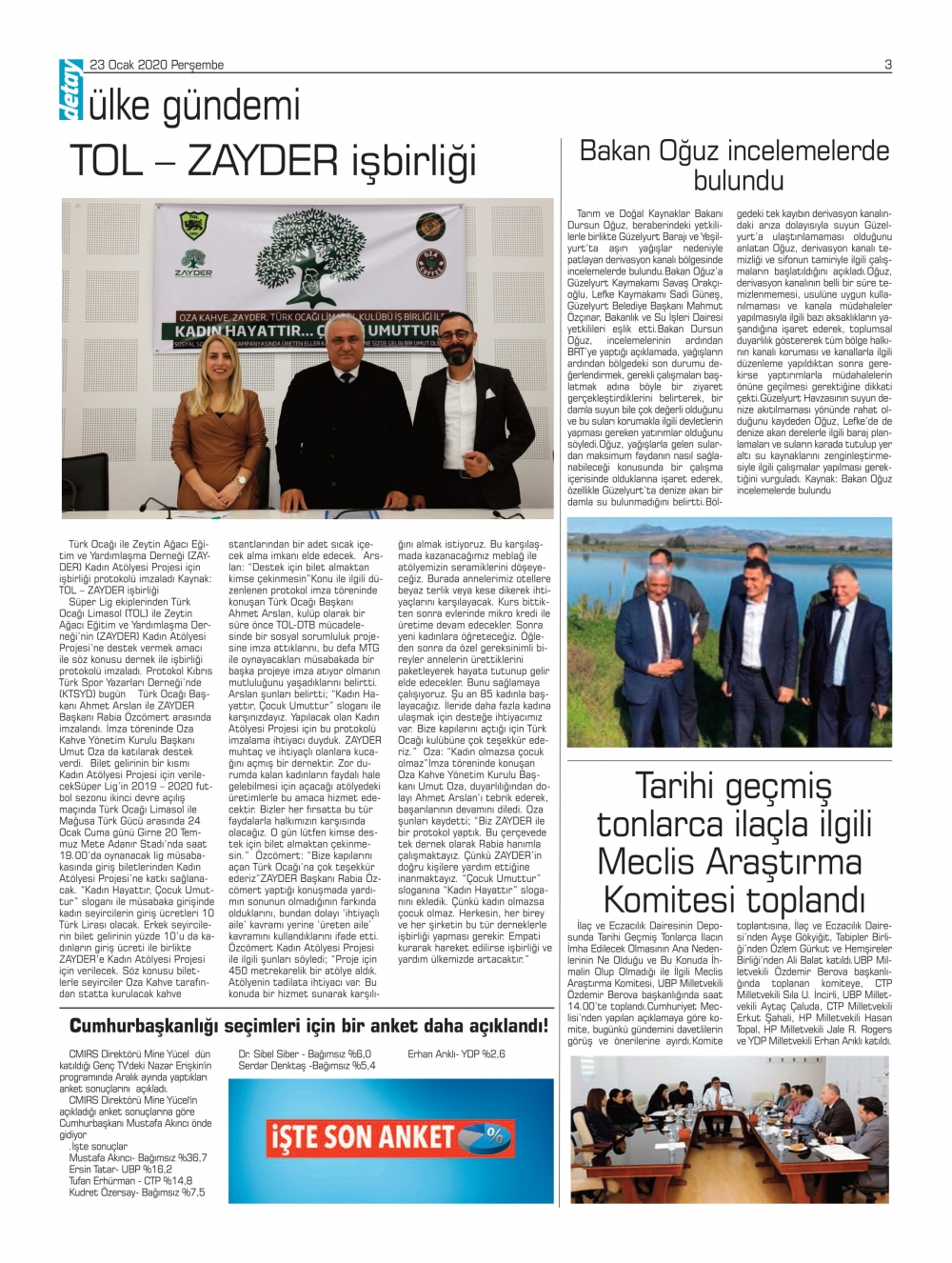 Detay Gazetes 24 Ocak 2020 galerisi resim 3