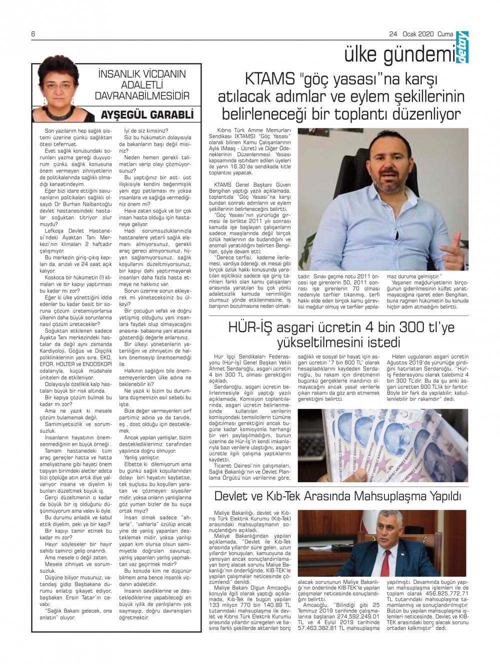 Detay Gazetes 24 Ocak 2020 galerisi resim 7
