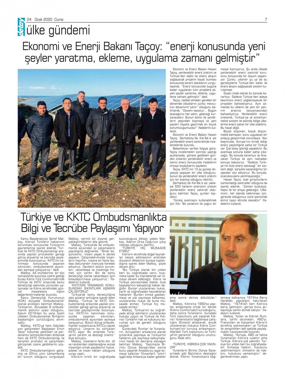 Detay Gazetes 24 Ocak 2020 galerisi resim 8