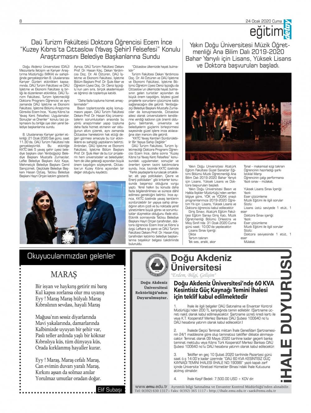 Detay Gazetes 24 Ocak 2020 galerisi resim 9