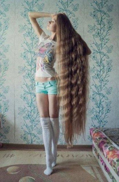İşte Rus Rapunzel! galerisi resim 3
