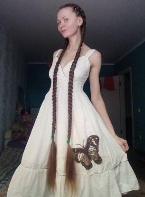 İşte Rus Rapunzel! galerisi resim 5