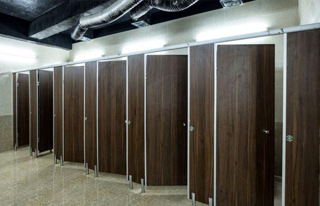 Umumi tuvaletlerde kapılar neden yere kadar değil! İşte sebebi galerisi resim 1