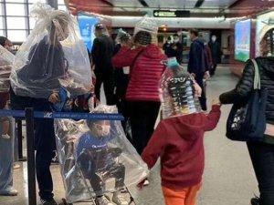 İşte Çin'de insanların Koronavirüs'e karşı aldığı önlemler