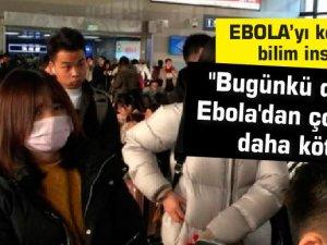 """Ebola'yı keşfeden bilim insanı: """"Bugünkü durum, Ebola'dan"""