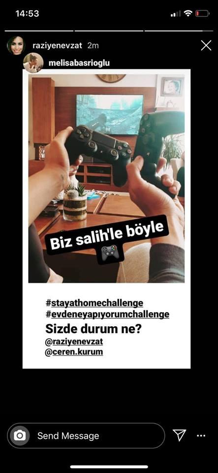 #Stayhomechallenge, evde kal akımı başladı! galerisi resim 10