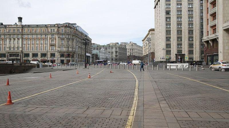 Dünyanın en kalabalık şehirlerinde sokaklar boşaldı galerisi resim 34