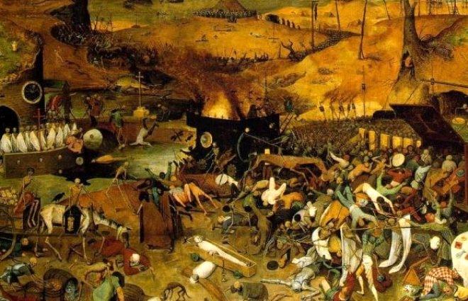 İşte tarihin seyrini değiştiren beş salgın hastalık galerisi resim 9