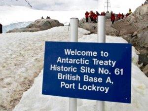 Corona'nın olmadığı Antarktika'daki 4 bin kişi krizi uzaktan i
