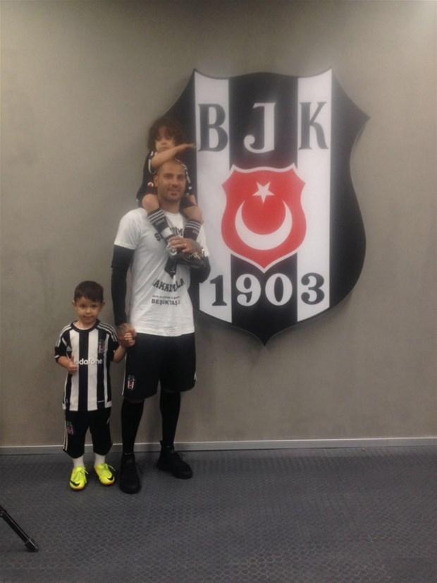 Şampiyon Beşiktaş kupasına kavuştu galerisi resim 19