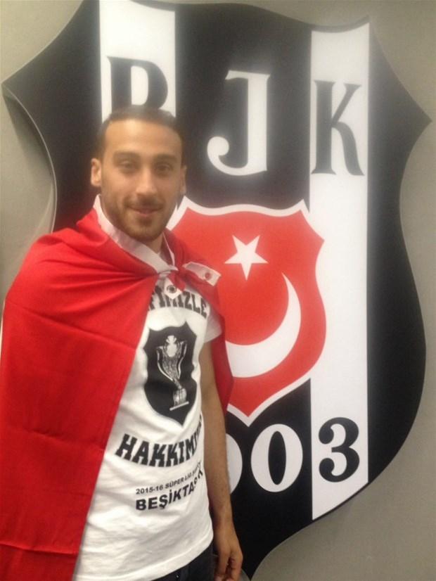 Şampiyon Beşiktaş kupasına kavuştu galerisi resim 20