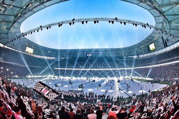 Şampiyon Beşiktaş kupasına kavuştu galerisi resim 28