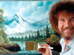 Hepimizin tanıdığı Ressam Bob'un hayat hikayesi