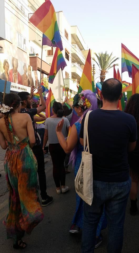 KKTC Onur Yürüyüşü Yapıldı galerisi resim 1
