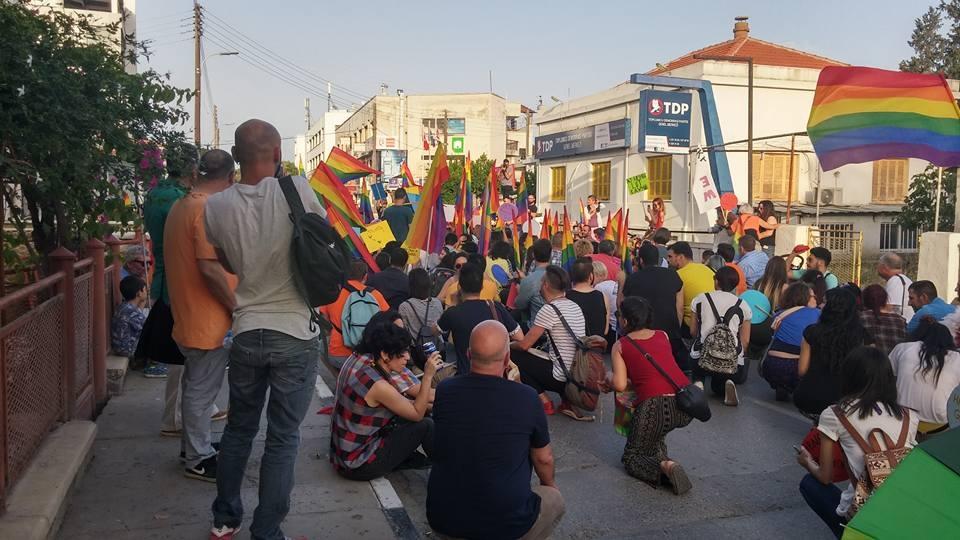 KKTC Onur Yürüyüşü Yapıldı galerisi resim 11