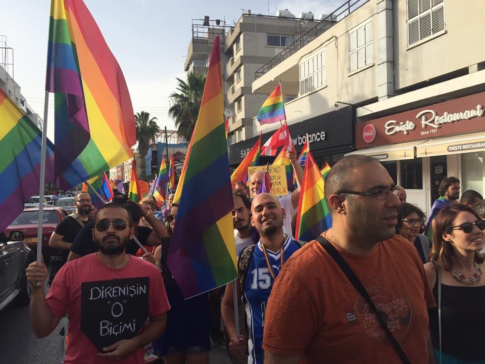 KKTC Onur Yürüyüşü Yapıldı galerisi resim 18