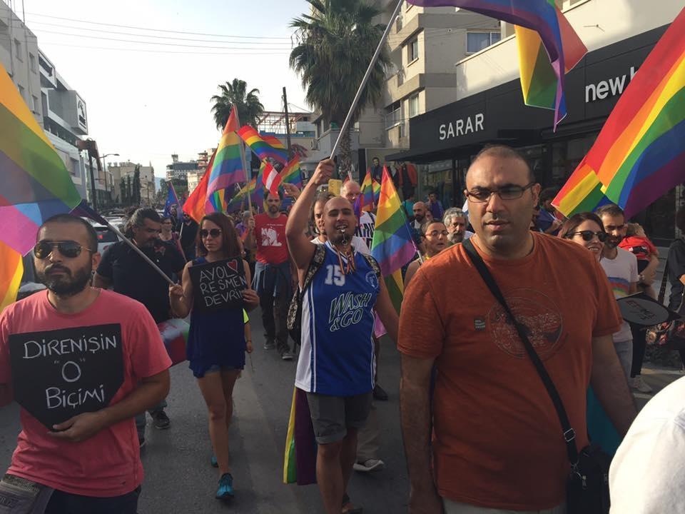 KKTC Onur Yürüyüşü Yapıldı galerisi resim 21